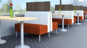 Наповнення меблів для кафе - внутрішній світ дивана