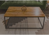 Журнальні столи лофт