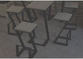 Барні стільці лофт