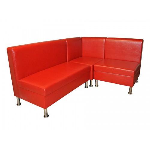 Модульный офисный диван для посетителей