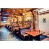 Диван для ресторанов и кафе Мадрид от производителя Новая Мебель