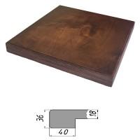 Стільниця Аурит фанера 36 мм