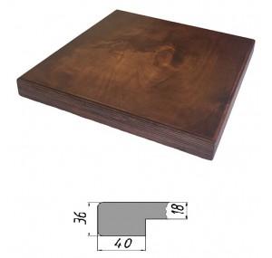 Стільниця з фанери 36 мм