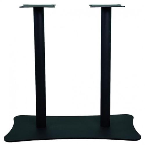 База для стола Асмера двойная