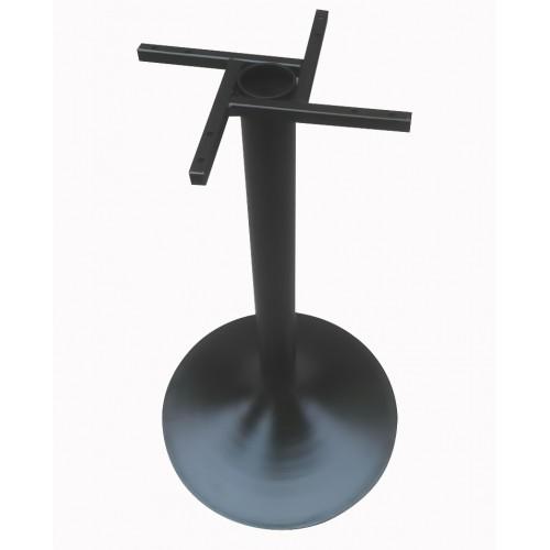 Чугунная ножка для стола Бордо