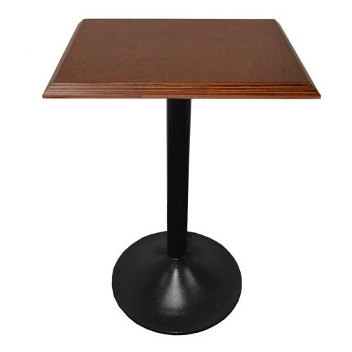 Стол Бордо - квадратная или круглая столешница