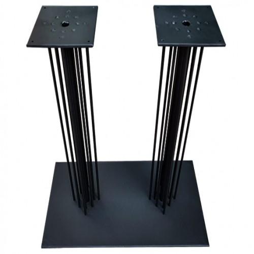 База для стола Настя двойная