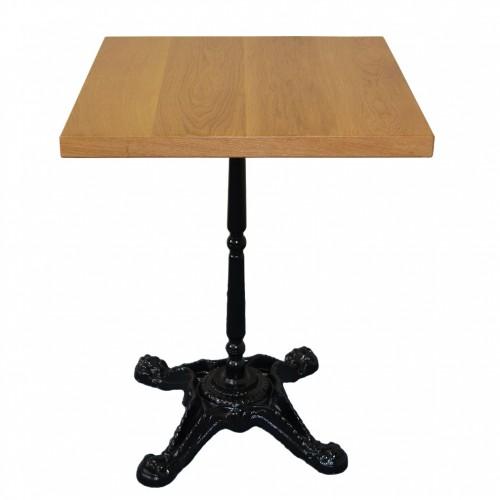 Стол Cен-Тропе - квадратная столешница