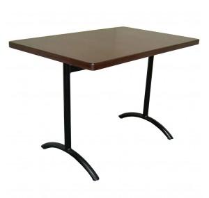 База для стола Ванесса двойная